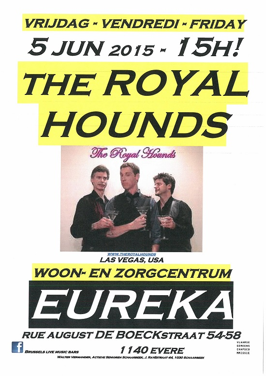 2015 06 05 The royal Hounds