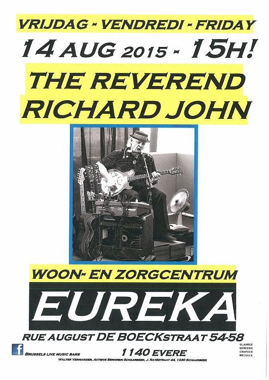 2015 08 14 The Reverend