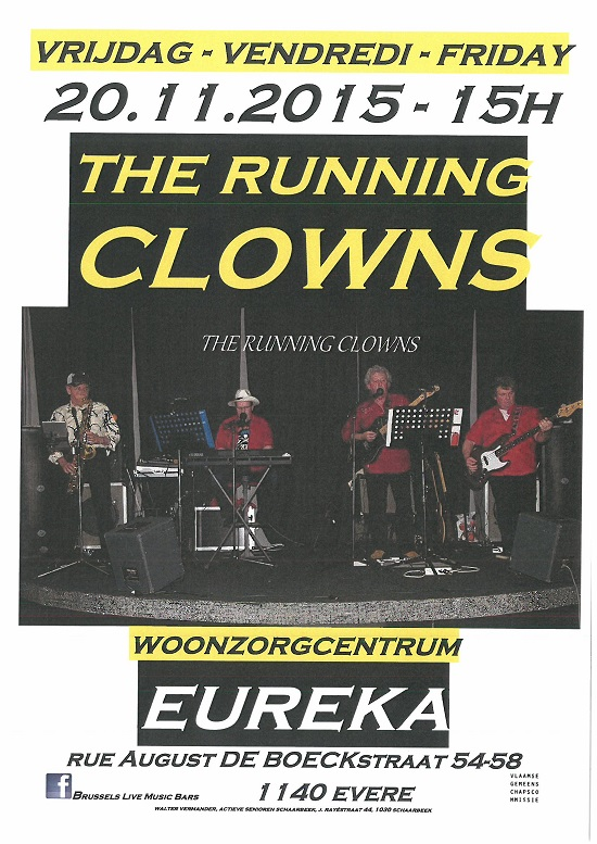 2015 11 20 The running Clowns