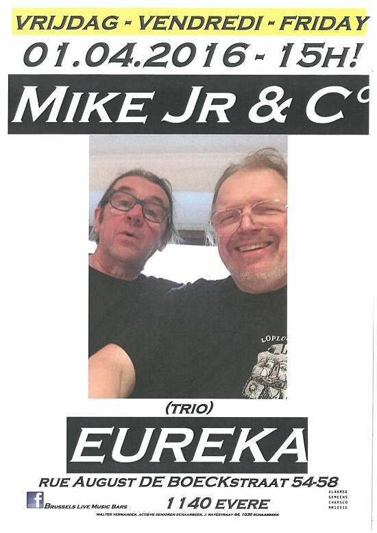 2016 04 01 Mike Jr en C Eureka
