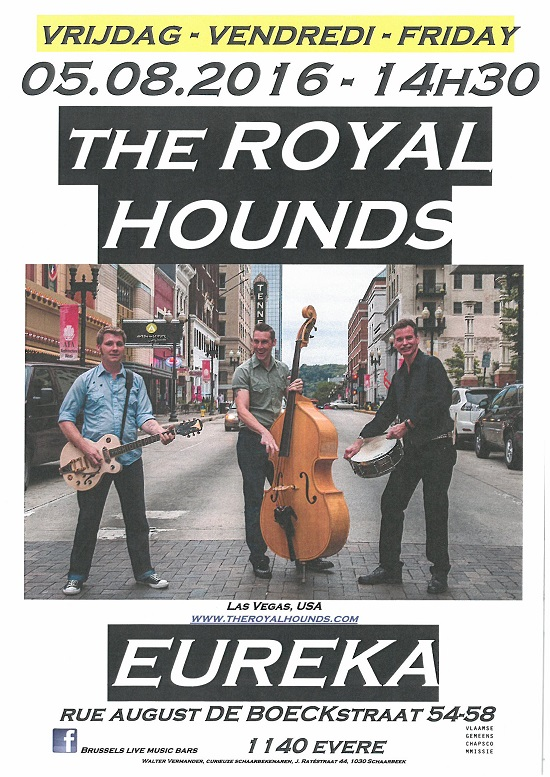 2016 08 05 The royal hounds Eureka