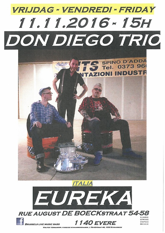 2016 11 11 Don diego Trio Eureka