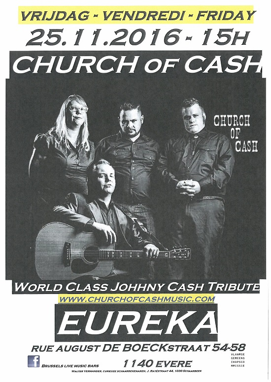 2016 11 25 Church of cash Eureka